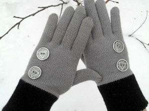 Блиц! Перчатки и митенки!. Ярмарка Мастеров - ручная работа, handmade.