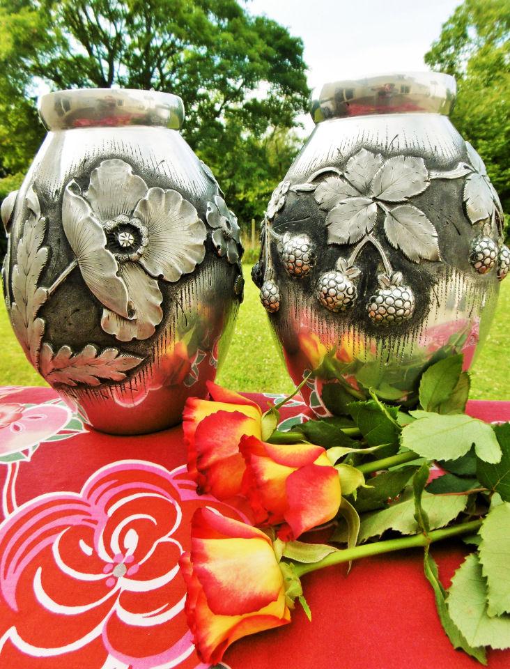 вазы арт нуво