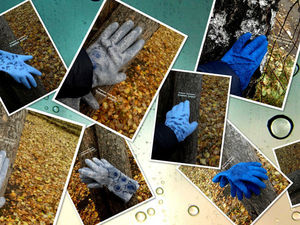 Валяем перчатки!. Ярмарка Мастеров - ручная работа, handmade.
