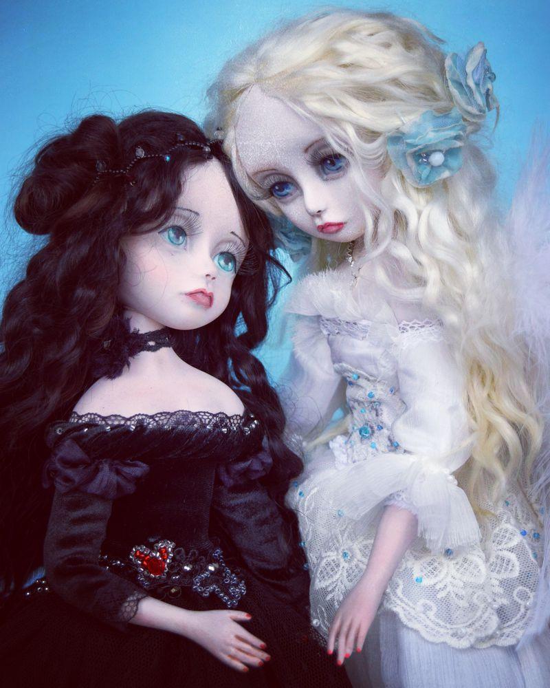 кукла коллекционная