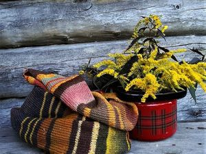 """Волшебные полосатые шарфы """"Твоя история"""" по летней цене. Ярмарка Мастеров - ручная работа, handmade."""