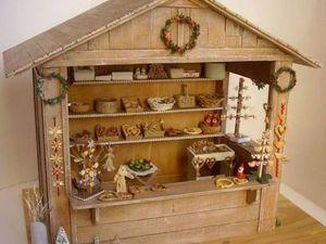 Вдохновляющие рождественские базары в миниатюре. Ярмарка Мастеров - ручная работа, handmade.
