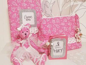 Подарочный набор Такие девочки. Ярмарка Мастеров - ручная работа, handmade.