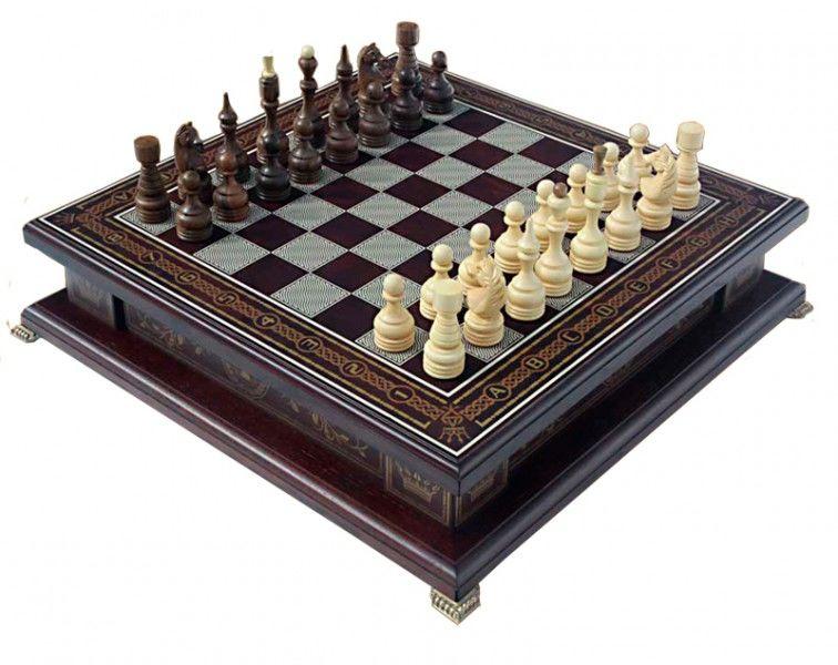 шахматы, шашлык