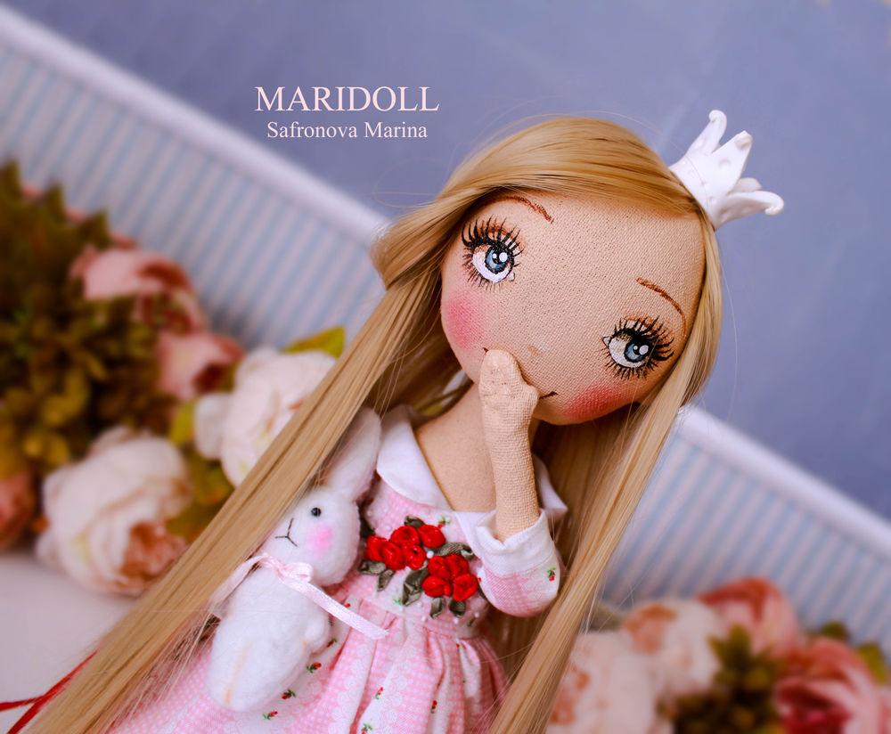 купить текстильная кукла, купить интерьерную куклу, купить подарок девушке