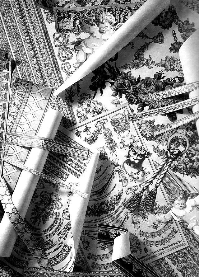 викторианский стиль, оттенки