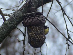 Мастерим кормушки для птиц своими руками — 2 часть. Ярмарка Мастеров - ручная работа, handmade.