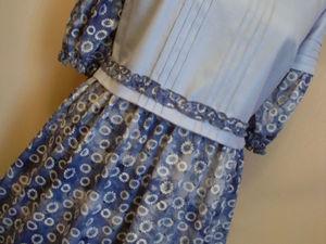 30% скидка на готовое летнее платье. Ярмарка Мастеров - ручная работа, handmade.