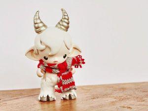 Волшебные и очаровательные миниатюры автора Mijbil Teko. Ярмарка Мастеров - ручная работа, handmade.