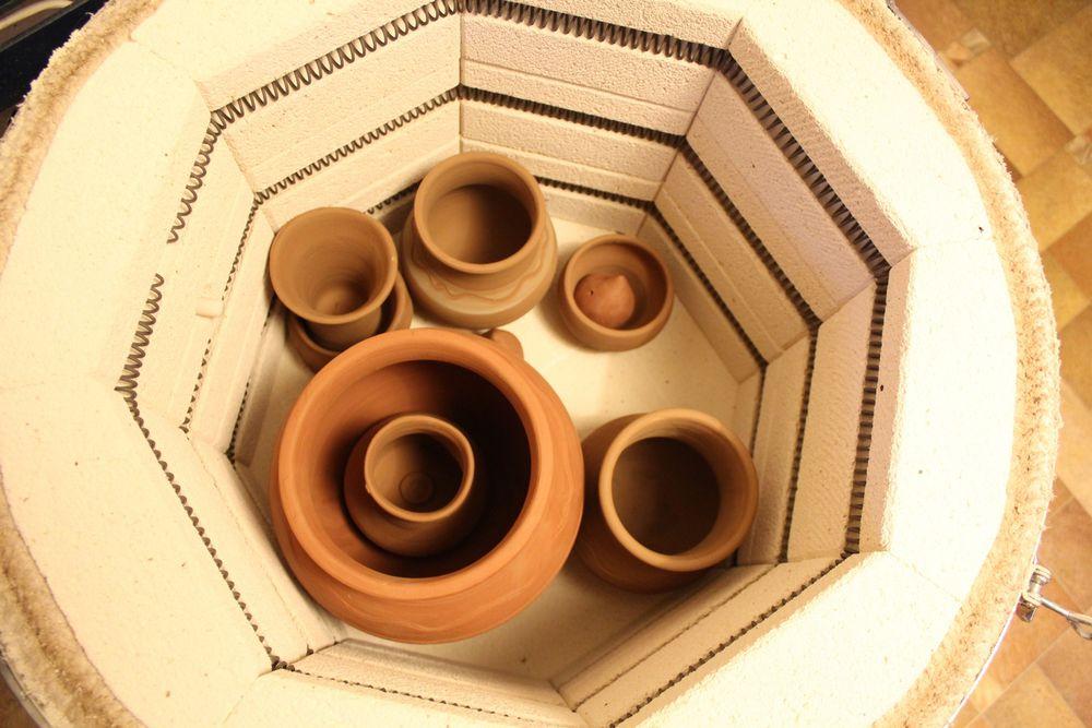 новая печь в мастерской, фото № 6