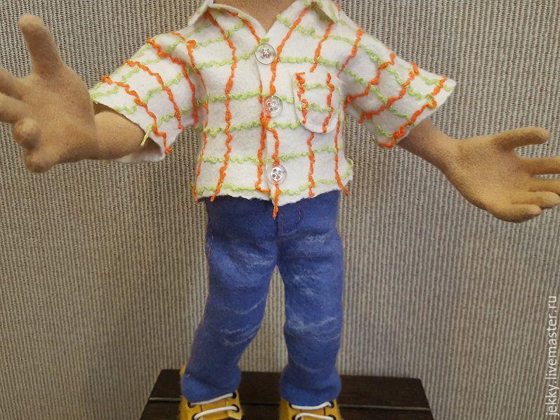 мк одежда куклы