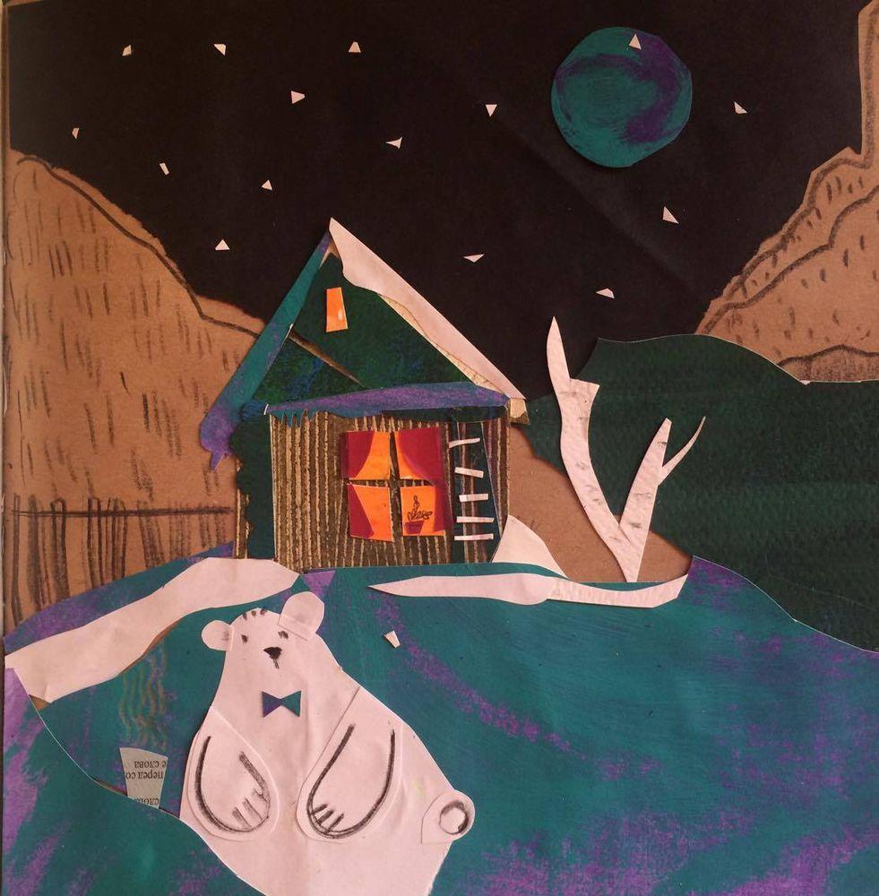 воркшоп, иллюстрация, дети рисуют, творчество с детьми