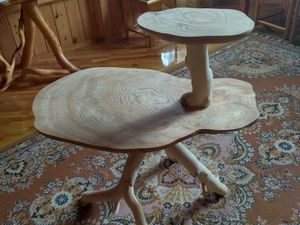 Делаем оригинальный стол-этажерку. Часть 2. Заключительная. Ярмарка Мастеров - ручная работа, handmade.