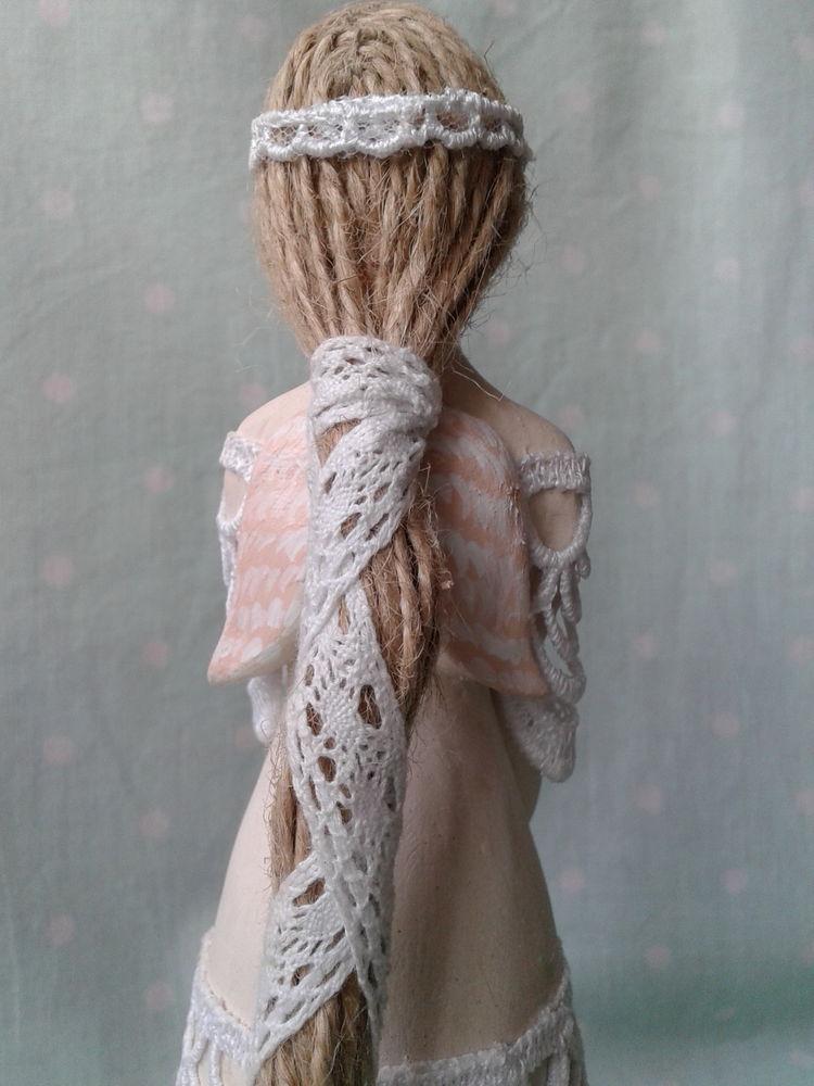 керамика ручной работы, статуэтка