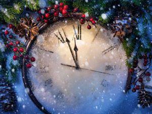 Пусть Новый год будет счастливым! | Ярмарка Мастеров - ручная работа, handmade