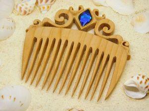 Скидка на гребни для волос 20%. Ярмарка Мастеров - ручная работа, handmade.