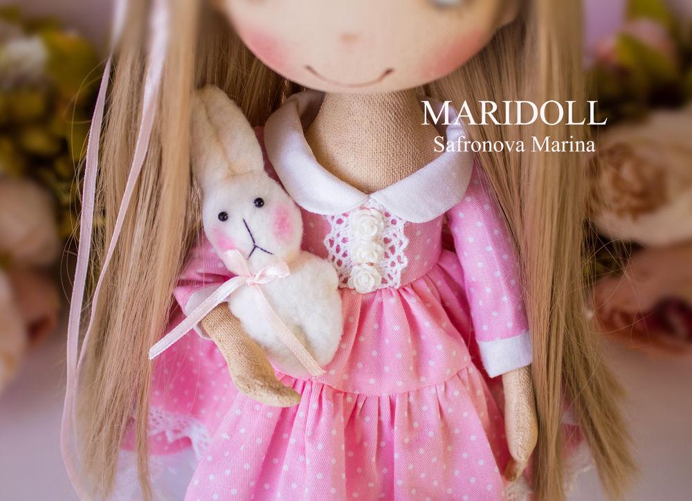 купить куклу для девочки, нежная кукла купить