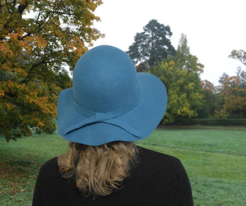 МК Натальи Сафоновой по валянию шляпы 15 октября, фото № 3
