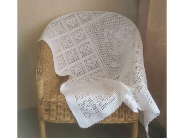 Покрывальце для вашего Малыша | Ярмарка Мастеров - ручная работа, handmade