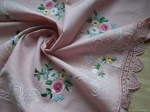 Выходные скидки — 30% на винтажный текстиль!. Ярмарка Мастеров - ручная работа, handmade.