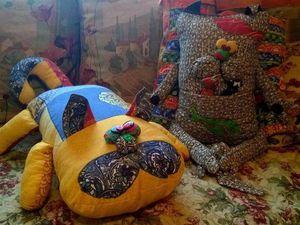 О котах и не только. Домашних и мягких). Ярмарка Мастеров - ручная работа, handmade.