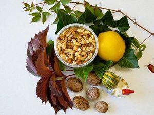 Новый товар — орехи в меду. Ярмарка Мастеров - ручная работа, handmade.