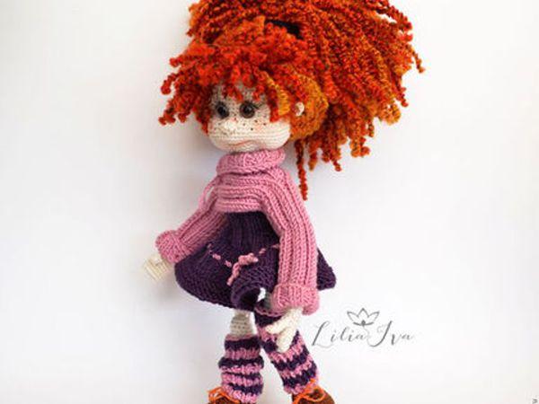 Придумай имя рыженькой милашке | Ярмарка Мастеров - ручная работа, handmade