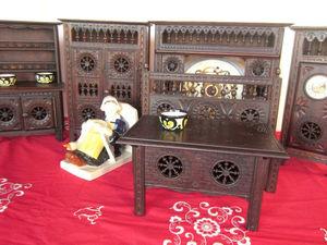Большая коллекция старинной бретонской мебели для кукол скоро в магазине | Ярмарка Мастеров - ручная работа, handmade