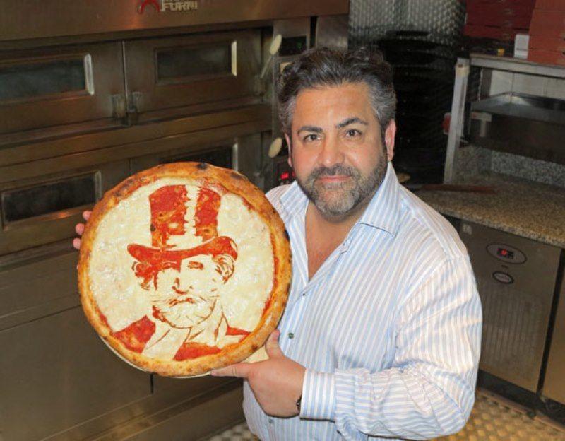 Pizza Couture — кулинарные шедевры на пицце