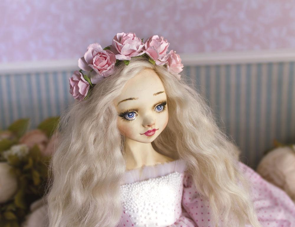 купить кукла блондинка