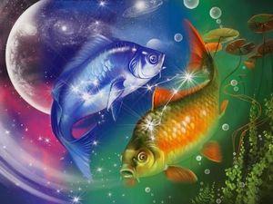 Для рожденных под знаком Рыб (20.02 - 20.03). Ярмарка Мастеров - ручная работа, handmade.