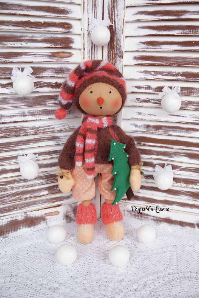 снеговик, коллекция, подарок на новый год
