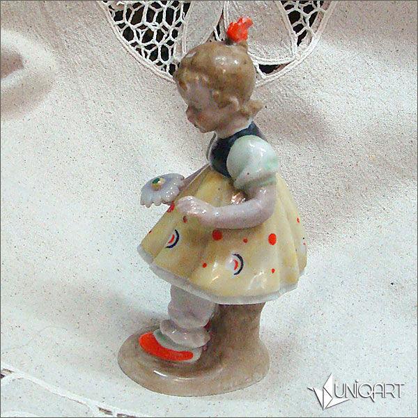 фарфоровая статуэтка, статуэтка, винтажный стиль, винтажный магазин, антиквариат, старинный стиль, старина, скульптура, антик, коллекционирование