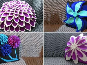 5 идей декоративных подушек из фетра: видео мастер-класс. Ярмарка Мастеров - ручная работа, handmade.