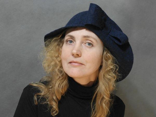 Валяные шляпы из кардочеса | Ярмарка Мастеров - ручная работа, handmade