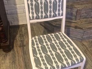 Преображение старого стула: и снова как новенький!. Ярмарка Мастеров - ручная работа, handmade.