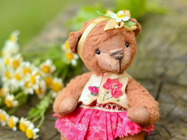 Про Девочку Лёлю | Ярмарка Мастеров - ручная работа, handmade