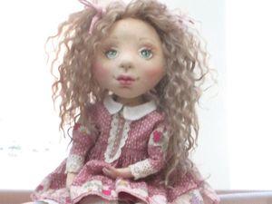 Лада коллекционная, будуарная кукла. Ярмарка Мастеров - ручная работа, handmade.