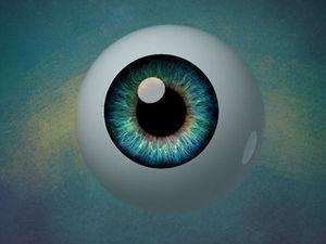 Новая табличка с красотой глазастой. Ярмарка Мастеров - ручная работа, handmade.