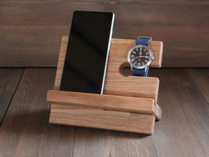 How to Make a Phone Stand with Your Own Hands. Livemaster - handmade