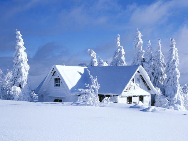 Интересные факты о снеге., фото № 1