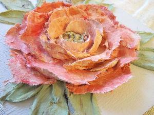 Декоративная штукатурка для рельефной живописи. Часть 1. Ярмарка Мастеров - ручная работа, handmade.