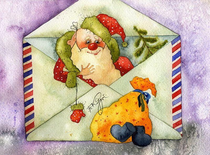 Выбрать бумагу, веселые новогодние открытки виктории кирдий