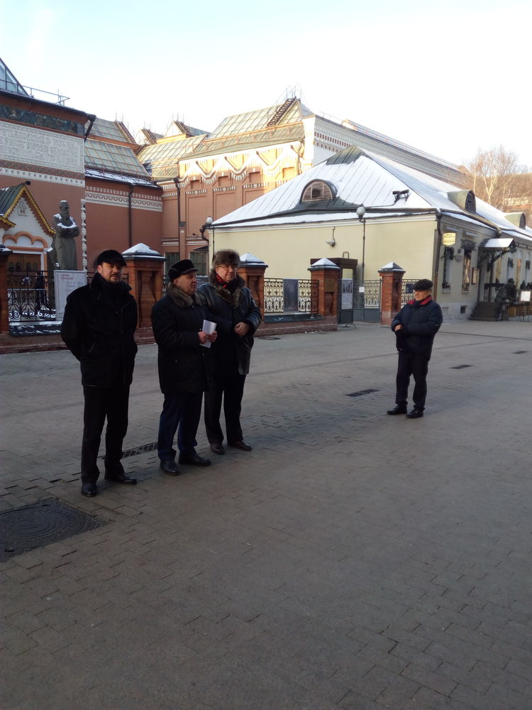 Возрождение меценатства в России