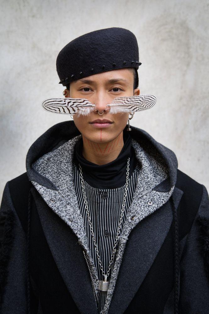 Эклектичные украшения и головные уборы от современного бренда House Of Malakai