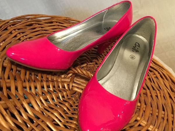 Розовые туфли   Ярмарка Мастеров - ручная работа, handmade