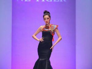 Интересные наряды из коллекции китайского премиум-бренда Ne-tiger 2010 года. Ярмарка Мастеров - ручная работа, handmade.