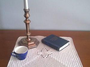 Сниженные цены — 600 рублей большая салфетка. Ярмарка Мастеров - ручная работа, handmade.