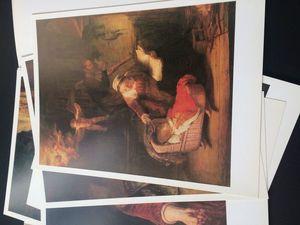 Акция 50% Рембрандт. Ярмарка Мастеров - ручная работа, handmade.