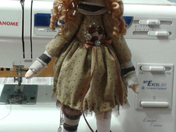 Новая кукла | Ярмарка Мастеров - ручная работа, handmade